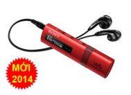 Máy nghe nhạc Sony 4G NWZ-B183F/RCE Red (Đỏ)