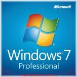 Windows 7 Pro SP1 32 bits OEM