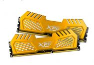 Bộ nhớ trong RAM ADATA kit 8Gb (2x4Gb) XPG V2.0 DDR3 1600MHz AX3U1600W4G9-DGV