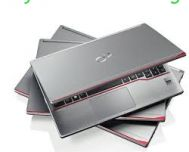 Laptop LifeBook E736  - Intel® Core™ i5-6200U processor  - NO OS