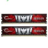 Bộ nhớ trong (Ram) G. Skill AEGIS 8GB F3-1600C11D-8GISL (4GB x 2)