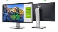 Màn hình vi tính LCD Dell P2416D-23.75′ widescreen, QHD 2560 x 1440, 1HDMI, 4USB 2.0, 1DP port, 1VGA, 35W – 3Yr