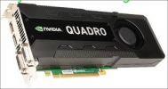 Đồ họa dành cho máy trạm NVIDIA Quadro K5000 4GB GDDR5