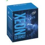 Bộ vi xử lý Máy chủ Intel Xeon E3-1240 v5 3.5GHz, 8M cache, 4C/8T, turbo (80W) - Không bao gồm tản nhiệt
