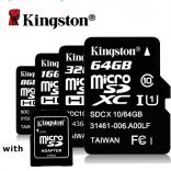 Thẻ nhớ Micro Kingston 32GB Class 10 80MB