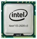 Bộ vi xử lý Máy chủ HP ML150 Gen9 Intel® Xeon® E5-2609v3 (1.9GHz/6-core/15MB/85W) Processor Kit