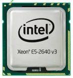 Bộ vi xử lý Máy chủ HP ML150 Gen9 Intel® Xeon® E5-2640v3 (2.6GHz/8-core/20MB/90W) Processor Kit