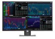 Màn Hình Máy Tính LCD Monitor Dell P4317Q (42MP4317Q) Ultra HD 4K IPS (3840 x 2160) LED Monitor _DisplayPort _VGA _HDMI