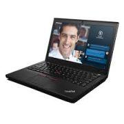 Máy tính xách tay Lenovo Thinkpad T470S 20HGA0GLVA  - Đen