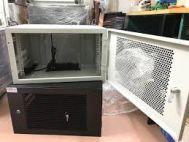 Tủ Rack Cabinet 10U-D600 Tower/Wallmount - USS rack 10U600