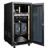 Tủ Rack SYSTEM CABINET 20U-D800 - USS rack 20U800