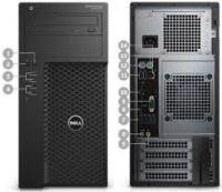 Máy trạm Dell Precision Tower 3620 XCTO BASE 42PT36D013 (Mini Tower)