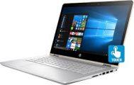 Máy tính xách tay HP Pavilion X360 HP 11-ad104TU  (4MF13PA)- Xoay 360 độ-bạc