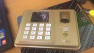 Máy chấm công ZK - Ronald Jack X968Plus ID