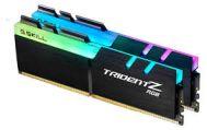 Bộ nhớ trong RAM G.Skill TRIDENT Z RGB - 16GB (8GBx2) DDR4 3000GHz - F4-3000C16D-16GTZR