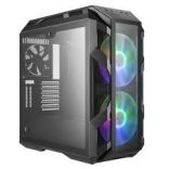 Vỏ case máy tính Cooler Master MasterCase H500M RGB - tempered glass