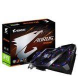 Card màn hình VGA GIGABYTE AORUS GeForce RTX 2070 XTREME 8GB