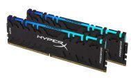 Bộ nhớ trong Ram Kingston HyperX Predator RGB 32GB (2x16GB) 3200MHz DDR4 (HX432C16PB3AK2/32)
