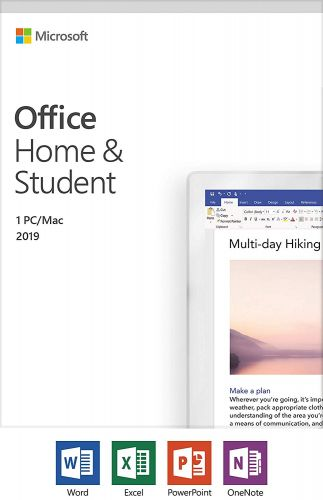 Phần mềm Microsoft Office Home and Student 2019 - FULL PACK