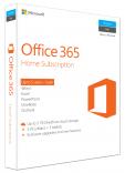 Phần mềm OFFICE 365 HOME 32BIT/64 EN SUBSCR 1 YR APAC EM MEDIALESS