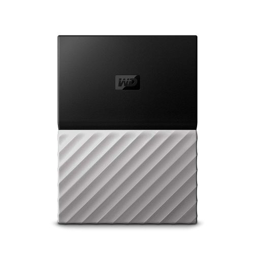 Ổ cứng WD My Passport Ultra 4TB Black-Gray (WDBFKT0040BGY)
