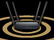 Thiết bị định tuyến Router Wifi ASUS RT-N800HP