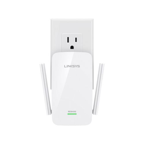 Bộ phát wifi Linksys RE6400 AC1200 Boost Ex Wifi Range Extender