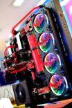 Bộ tản nhiệt nước custom EKWB SUPER - MODDING DUCATI CASE