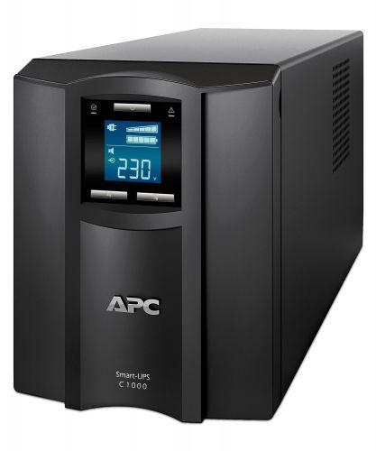 Bộ lưu điện UPS APC APC Smart-UPS C 1000VA LCD 230V