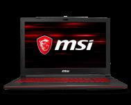 Máy tính xách tay Laptop MSI GF63 9RCX 646VN