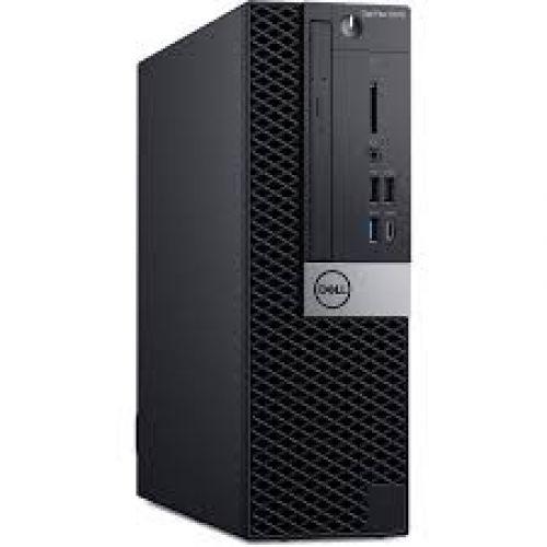 Máy tính đồng bộ Dell Vostro 3670-J84NJ7-Đen