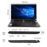 Máy tính xách tay Laptop Acer Aspire A315-54-36QY NX.HM2SV.001