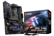 Bo mạch chủ Mainboard MSI MPG Z490 GAMING CARBON WIFI