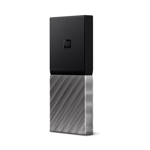 Ổ cứng gắn ngoài WD Passport SSD 512GB USB 3.1 (WDBKVX5120PSL)