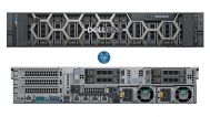 "Máy chủ Dell PE R740XD (12x3.5"", RACK 2U)/ Silver 4210/16GB/4TB NLSAS/  No Optical /BC5720 QP 1GbE"