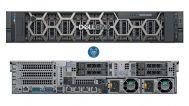 "Máy chủ Dell PE R740XD (24x2.5"", RACK 2U)/ Silver 4210/16GB/1.2TB SAS/ No Optical /BC5720 QP 1GbE"