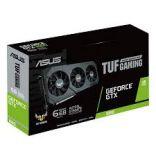 Card màn hình VGA ASUS TUF Gaming X3 GeForce GTX 1660 SUPER 6GB GDDR6 (TUF 3-GTX1660S-6G-GAMING)