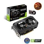 Card màn hình VGA ASUS TUF Gaming GeForce GTX 1660 SUPER 6GB GDDR6 (TUF-GTX1660S-6G-GAMING)