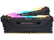 Bộ nhớ trong - Ram PC Corsair Vengeance RGB Pro 32GB 3200Mhz DDR4 (2x16GB) CMW32GX4M2E3200C16