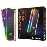 Bộ nhớ trong - Ram GIGABYTE AORUS RGB 16GB (2x8GB) DDR4 3200MHz