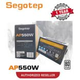 Nguồn máy tính - PSU PC SEGOTEP SG-650AE (AP550W-80PLUS)