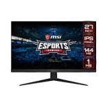 Màn hình máy tính MSI Optix G271 27 inch FHD 144Hz Gaming