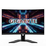 Màn hình Gaming Gigabyte G27FC-EK Cong FHD 165Hz