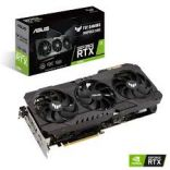 Card màn hình VGA ASUS ROG Strix GeForce RTX 3080 OC (ROG-STRIX-RTX3080-O10G-GAMING)