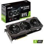 Card màn hình VGA ASUS TUF Gaming GeForce RTX 3070 OC (TUF-RTX3070-O8G-GAMING)