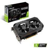 Card màn hình VGA ASUS TUF Gaming GeForce GTX 1650 4GB GDDR6 (TUF-GTX1650-4GD6-GAMING)