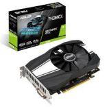 Card màn hình VGA ASUS Phoenix GeForce GTX 1660 6GB GDDR5 (PH-GTX1660-6G)