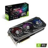 Card màn hình VGA ASUS ROG Strix GeForce RTX 3080 (ROG-STRIX-RTX3080-10G-GAMING)