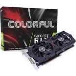 Card màn hình VGA Colorful GeForce RTX 2060 6G V2-V