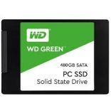 "Ổ cứng - Hard Drive SSD Western Digital Green 480GB 2.5"" SATA 3 - WDS480G2G0A"